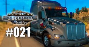 American Truck Simulator #021 – Tour mit CHRIS MAXIMUS! – Der Talk Truck