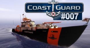 Coast Guard #007 – Willkommen auf der Bohrinsel