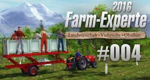 Farm-Experte 2016 #004 – Helfer auf Feldern und Tiere kaufen!