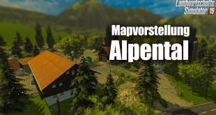 Alpental – Mapvorstellung Landwirtschafts-Simulator 15