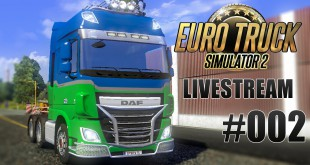 ETS 2 Mulitplayer LIVESTREAM (1.5.2015) #002 – Youtube im Abi?!