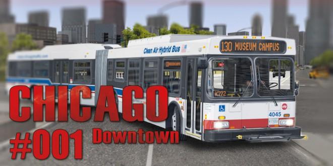 OMSI 2: Chicago Downtown #01: Linie 130 erkunden!