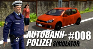 Autobahnpolizei-Simulator #008 – Fahererflucht