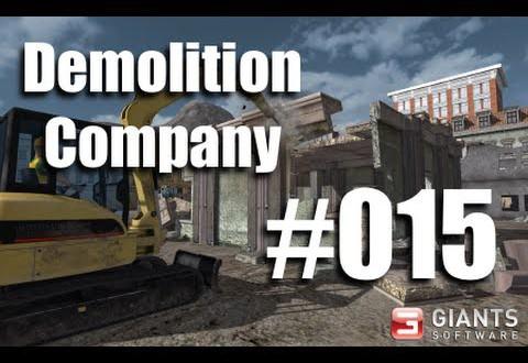Demolition Company #015 – Wrecking Ball und Baskenmütze