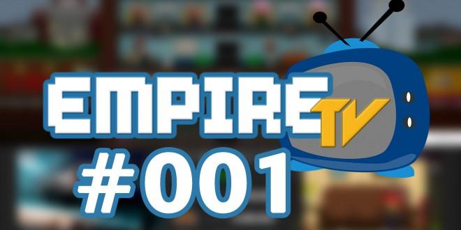 Empire TV Tycoon #001 TV-Simulator – Start in dem eigenen TV-Studio!