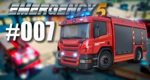 Emergency 5 #007 – Rettungswagen hat sich festgefahren!