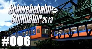 Schwebebahn-Simulator 2013 #006 – Endlich Feierabend