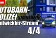 Autobahnpolizei-Simulator – Entwickler-Stream 4: Wünsche für den Autobahnpolizei-Simulator?