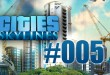 Cities: Skylines #005 – Der mega Kreisverkehr