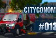CITYCONOMY – Service for your City Stadtsimulator MULTIPLAYER #013 –  KEHRMASCHINE fahren!