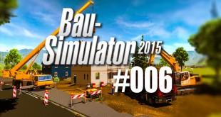 Bau-Simulator 2015 #006 – Ausbau eines Einfamilienhauses!