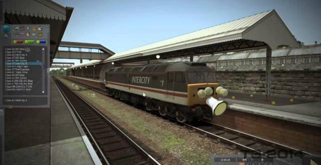 Train Simulator 2014 – Trailer