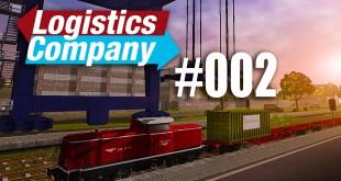 Logistics Company #002 – Wir fahren 'nen Reacher