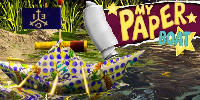 My Paper Boat – Let's Show des Papierboot-Simulators