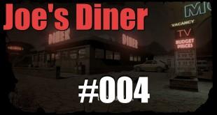 Joe's Diner #004 – Hier kann man vom Boden essen!