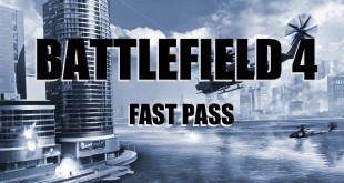 Battlefield 4: Fastpass verschenkt!