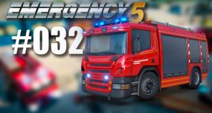 Emergency 5 #032 – Einsatz im Akkord!