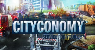 CITYCONOMY – Service for your City Stadtsimulation I Trailer deutsch