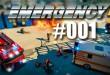 Emergency 5 #001 – Die Feuerwehr rückt aus!