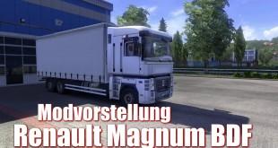 Renault Magnum BDF – Modvorstellung (ETS 2)