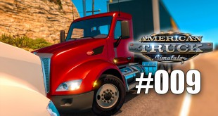 American Truck Simulator #009 – UNFALL! Gameplay ATS deutsch