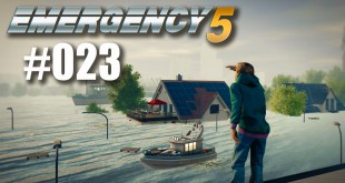 Emergency 5 #023 – Überschwemmung!