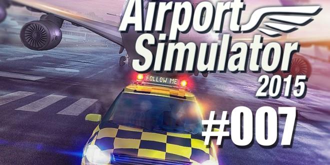 Airport Simulator 2015 #007 – Zeitdruck beim Gepäckverladen
