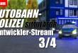 Autobahnpolizei-Simulator – Entwickler-Stream 3: Das versteckte Gimmick