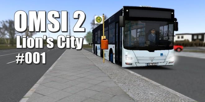 OMSI 2 – MAN Lion's City in Spandau #1 – Anzeigenprobleme