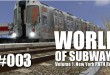 World Of Subways Vol. 1 #003 – Der gute Apfelsaft