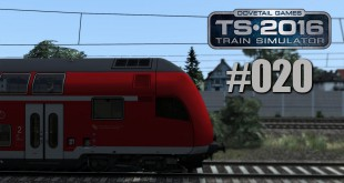 Train Simulator 2016 – Noch 25 Minuten bis Hamburg #020