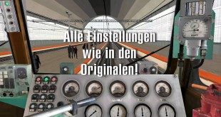 ZD Zug-Simulator 2013 – Trailer