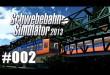Schwebebahn-Simulator 2013 #002- Orthopädische Schuhtechnik Gassmann