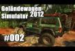 Geländewagen-Simulator 2012 #2 – Action pur