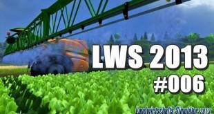 Landwirtschafts-Simulator 2013 #006 – Es wächst und gedeiht
