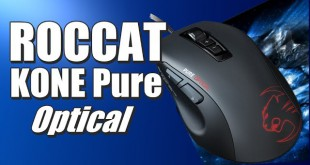 Roccat Kone Pure Optical – REVIEW