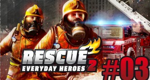 Rescue 2 #03 – Das Drehleiterfahrzeug!