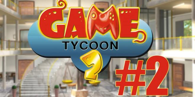 Game Tycoon 2 #002 – Guten Publisher-Vertrag erwischt! I Spielentwicklungs-Simulator deutsch