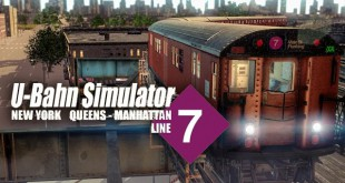 WORLD OF SUBWAYS Vol. 4 – New York (U-Bahn Simulator) – Trailer
