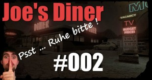 Joe's Diner #002 – Psst … Ruhe bitte!