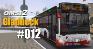 OMSI 2 Projekt Gladbeck 2016 Citaro 2 #012 – Endlich in Recklinghausen!