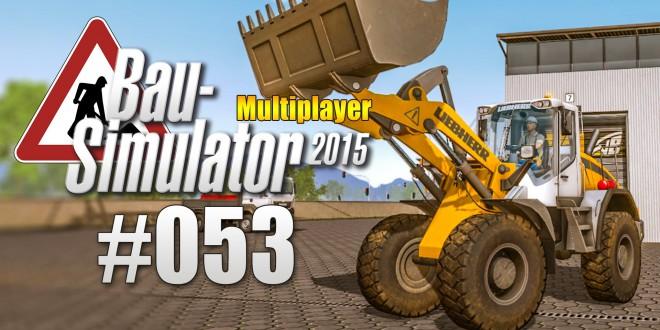 Bau-Simulator 2015 Gold Multiplayer #053 – Fremdsprachen!