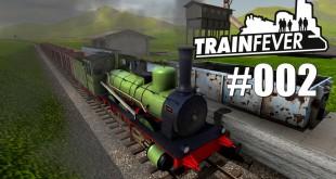 Train Fever BETA #002 – Der erste Linienbus!