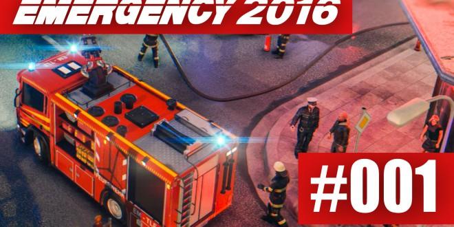 EMERGENCY 2016 #001 – Kampf gegen die PEST!