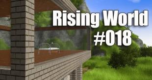 Rising World #018 – Küchenzeile!