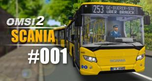 OMSI 2 Projekt Gladbeck 2016 SCANIA CITYWIDE GN14 #001 – Inspektion des Gelenkbusses