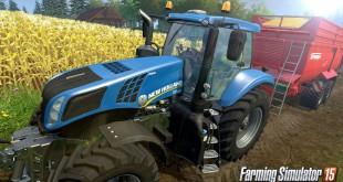 Landwirtschafts-Simulator 15 – TRAILER
