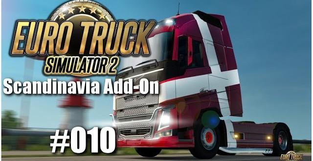 Euro Truck Simulator 2: Scandinavia Add-On #010 – Im Scania durch Scandinavia
