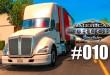 American Truck Simulator #010 – Pech bei der Fracht! Gameplay ATS deutsch