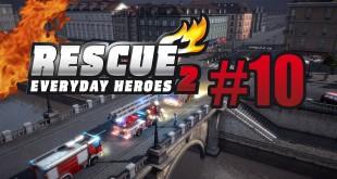 Rescue 2 #10 – Personen auf dem Dach!